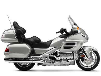 Gold Wing Silver