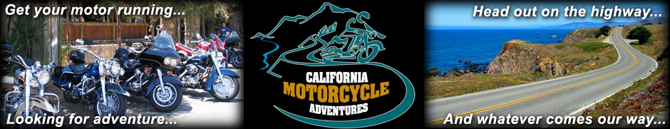 California Motorcycle Adventures